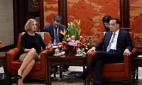 Strategischer Dialog zwischen China und EU in Peking