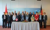 Deutschland fördert Berufsbildung, Energie und Umwelt- und Ressourcenschutz in Vietnam