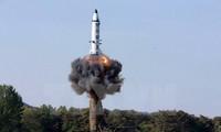 Viele Länder verurteilen die provokativen Handlungen Nordkoreas nach dem Raketentest