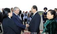 Staatspräsident: Beziehungen zwischen Vietnam und Weißrussland haben mehrere Entwicklungspotentiale
