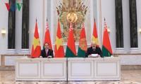Handelsvolumen zwischen Vietnam und Weißrussland auf 500 Millionen US-Dollar erhöhen