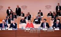 Mitgliedsländer der G20 verpflichten sich, gegen Terroristen vorzugehen