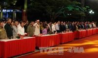 Veranstaltungen zum 70. Jahrestag der gefallenen Soldaten und Kriegsversehrten Vietnams