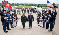 Verteidigungsbeziehungen entsprechend der Partnerschaft zwischen Vietnam und USA verstärken
