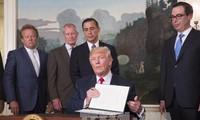 US-Präsident unterzeichnet Memorandum zur Untersuchung der Verletzung des geistigen Eigentums Chinas