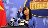Der Bericht steht der Entwicklungstendenz der Beziehung zwischen Vietnam und USA entgegen