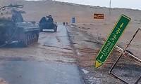Gebiet in Zentralsyrien wird bald befreit