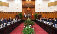 Ägypten will mit Vietnam in vielen Bereichen zusammenarbeiten