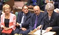 Britische Premierministerin veröffentlicht Maßnahmen für alle Situationen von Brexit