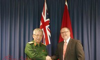 Erster Verteidigungsdialog zwischen Vietnam und Australien
