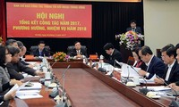 Bilanzkonferenz der Sonderverwaltung für auswärtige Informationsdienste