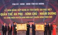 Zweite besondere Gedenkstätte der Provinz Hai Duong