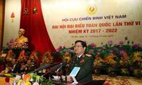 Landeskonferenz des vietnamesischen Veteranenverbandes der Amtszeit von 2017 bis 2022
