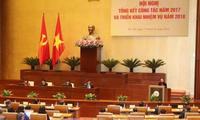 Parlamentsbüro verbindet die Tätigkeiten des Parlaments mit den Wählern