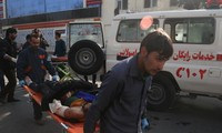 Zahlreiche Tote und Verlezte beim Selbstmordanschlag in Afghanistan