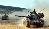 Türkei verstärkt den Angriff auf die Kurden in Syrien