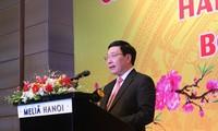 Vietnam leistet Beiträge zur Lösung von regionalen und globalen Herausforderungen