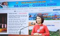 Verstärkung der Mediensverbindung im Nationaltourismusjahr Ha Long-Quang Ninh 2018