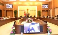 Vizeparlamentspräsident Uong Chu Luu empfängt Rumänien-Vietnam-Abgeordnetengruppe