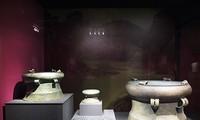 """Ausstellung über die """"Schätze der Archäologie Vietnams"""""""