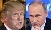 Schwierigkeiten beim Wiederaufbau der Beziehungen zwischen den USA und Russland