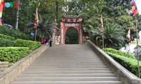Glaube zur Verehrung der Hung-Könige der ethnischen Minderheiten in Phu Tho