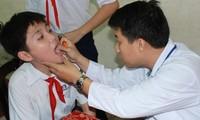 6000 junge Ärzte nehmen am freiwilligen Festtag für die Gesundheit der Gemeinschaft teil