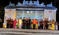 Provinz Quang Nam: Bai Choi-Gesang erhält Anerkennungsurkunde
