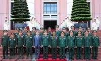Generalstabschef der laotischen Armee besucht Vietnam