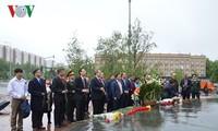 Parteisekretär in Ho Chi Minh Stadt Nguyen Thien Nhan besucht Russland
