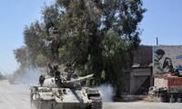 """Syrien: Damaskus und Randgebiete sind """"völlig sicher"""""""
