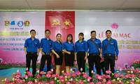 """Eröffnung des Festivals """"Jugendliche verfolgen die Lehren des Präsidenten Ho Chi Minh"""""""