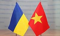 Vertiefung der umfassenden Partnerschaft zwischen Vietnam und der Ukraine