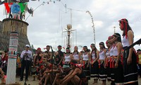 Kulturtag der zentralvietnamesischen Volksgruppen in Quang Nam