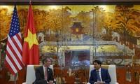 Hanoi und US-Stadt Los Angeles arbeiten in Bereichen Umwelt, Verkehr und Förderung von Smart-Cities