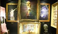Das erste Stickereimuseum in Hue