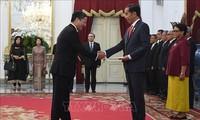 Indonesien verstärkt Zusammenarbeit mit Vietnam bei der L regionalen und internationalen Fragen