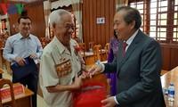 Vizepremierminister Truong Hoa Binh zu Gast bei der Feier zum 70. Jahrestag des Sieges Moc Hoa