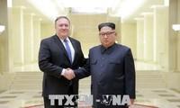 US-Präsident sagt Nordkorea-Reise von Außenminister Mike Pompeo ab