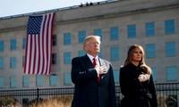 USA gedenken der Opfer der Terroranschläge vor 17 Jahren