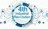Ausnutzung der Chancen der vierten Industrierevolution in der Arbeit