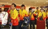 Olympische Spiele 2018: Vietnamesische Sportlerinnen und Sportler sind bereit für Wettbewerbe