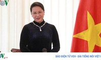 Parlamentspräsidentin nimmt an der Konferenz der Parlamentspräsidenten der eurasischen Staaten teil