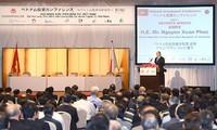 Japanische Investoren sind eines der vorbildlichen Modelle der FDI-Investoren in Vietnam