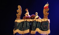 Das fünfte internationale Puppenfestival- wo die Kunst des Puppenspiels sich versammelt