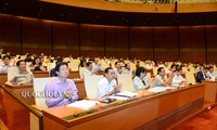 Parlament diskutiert über den Gesetzentwurf zum Schutz von Staatsgeheimnissen