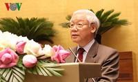 Präsidenten vieler Länder gratulieren den KPV-Generalsekretär, Staatspräsident Nguyen Phu Trong