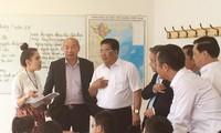 Erweiterung des Lerneifers in der vietnamesischen Gemeinschaft in Tschechien