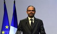 Frankreichs Premierminister beginnt den Besuch in Vietnam