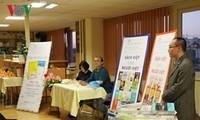Vorstellung der vietnamesischen Bücher in Tschechien